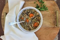 Hearty Turkey Wild Rice Soup Slow Cooker Slow Cooker Soup Vegetarian, Slow Cooker Potato Soup, Slow Cooker Beef, Turkey Wild Rice Soup, Turkey Soup, Wild Rice Recipes, Hearty Soup Recipes, Cooking Wild Rice, Sweet And Sour Meatballs
