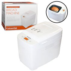 Kuissential 2-Pound Programmable Bread Machine w/ Auto Fruit and Nut Dispenser, 13 Settings (Bread Maker) * This is an Amazon Affiliate link. To view further for this item, visit the image link.