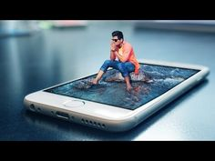 How to Make 3d manipulation | Photoshop Tutorial - YouTube