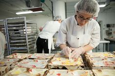 Behind the Scenes at Jacques Torres's Chocolate Factory: Where Science, Craftsmanship, and Magic Merge