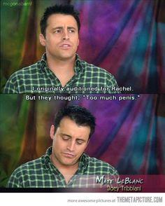 Just Matt LeBlanc haha!!