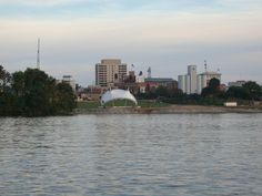 Montgomery Alabama Ampitheater from Water~ ACSC