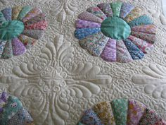 Sherry's Quilting Studio: March 2012 gresden plate