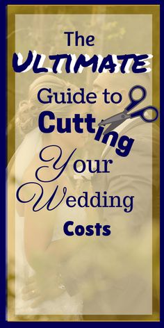 How to Save Money on Your Wedding – The Ultimate Cost Cutting Guide If you're planning a wedding on a budget, you will need some clever cost cutting tricks! This is the ultimate list of ways to save money on your wedding day! Wedding Planning On A Budget, Budget Wedding, Plan Your Wedding, Wedding Tips, Wedding Reception, Wedding Day, Dream Wedding, Wedding Stuff, Wedding Punch