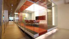 Band of Color | Gensler DC office