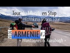 ARMENIE sud - Montagnes et Karabagh - 2min VLOG#2 (ft.Dirty Paws)