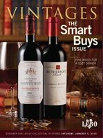 Wine Picks: January 5, 2013 Vintages Release