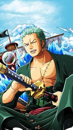 One piece zoro One Piece Manga, One Piece Drawing, Zoro One Piece, One Piece Fanart, Roronoa Zoro, One Piece Wallpaper Iphone, Cartoon Wallpaper, Anime Manga, Anime Naruto