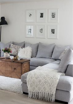 Apartment Living Room On A Budget Small Chairs . 47 Inspirational Apartment Living Room On A Budget Small Chairs . 24 Simple Apartment Decoration You Can Steal Cozy Living Rooms, Home Living Room, Living Room Designs, Living Area, Coastal Living, Living Room Decor Grey Couch, Corner Sofa Living Room Small Spaces, How To Decorate Small Living Room, Grey Wall Decor