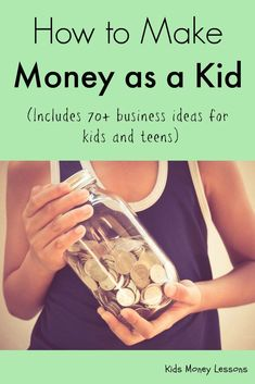 Great business ideas for kids