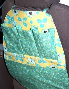 Car Carryall pdf Sewing Pattern by flowergirldesign on Etsy, $6.00