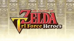 Nintendo has quite a line-up of highly anticipated games coming out in the next couple of months, and by far the one that looks the most unique is The Legend of Zelda: Tri-Force Heroes.