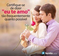 Familia.com.br | 25 coisas bonitas que você pode fazer para o seu cônjuge #Casamento #Conjuge #Comunicacao