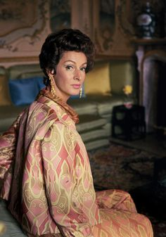 Marella Agnelli and Her Many Elegant Residences