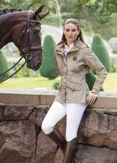 Chaterley Jacket 2015 SS Mountain Horse collection