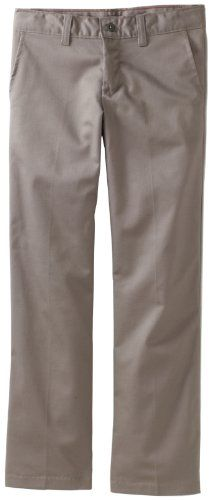Dickies Kids Girls 7-16 Stretch Staight Leg Pant « Impulse Clothes