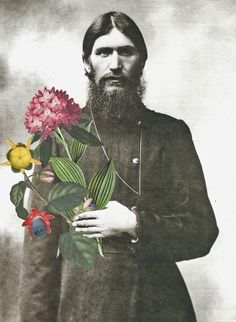 """""""Rasputin Brings Me Flowers"""" by Paperworker"""