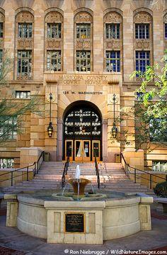 Maricopa County Courthouse #Phoenix