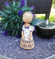 Ceramic Decor, Ceramic Clay, Angel Ornaments, Christmas Ornaments, Ceramic Angels, Handicraft, Best Gifts, Holiday Decor, Useful Gifts