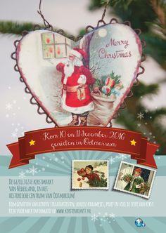 #OOTMARSUM #KERST & KUNST  Noteer in je agenda;  10 & 11 december Kerst & Kunst Ootmarsum.  We zien je graag!