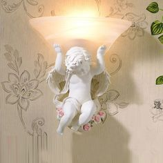Aliexpress.com : Buy bathroom light Cupid wall lamps modern wall lights for bedroom contemporary wall sconce hotel wall lamp living room Mirror Light from Reliable lamp dimmer suppliers on britlighting factory---Online Store 410660