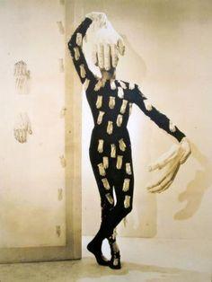 Oskar Schlemmer's Triadic Ballet | collaboration with Elsa Schiaparelli & Leonor Fini