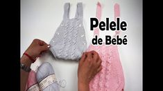 👶Como tejer un pelele de bebé Baby Knitting, Crochet Baby, Tulum, Lana, Baby Girls, Babies, Youtube, Baby Layette, Baby Outfits