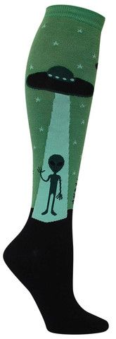 I Believe Knee High Socks