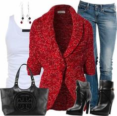 Great outfit and bag is a killer!