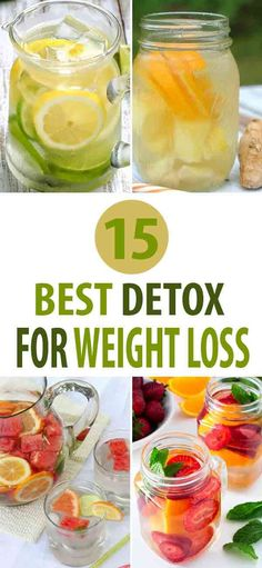 15 BEST DETOX FOR WEIGHT LOSS