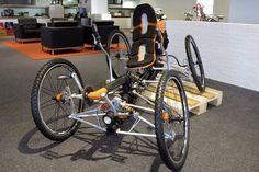 Sepeda Roda Empat CarvX   Kepuasan Dari Sebuah Artikel