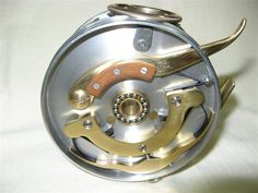 New Perfect style reel being made - Spey Pages