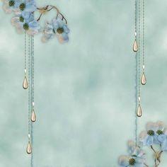 Fundos Para Blogs: Floral