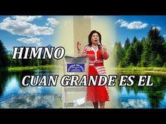 Hermana María Luisa Piraquive - Himno, Cuan Grande es Él, - YouTube Grande, Youtube, World, Music, Sisters, Musica, Musik, Muziek, The World