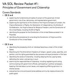 Sample Usa Citizenship Test Worksheets  Citizenship