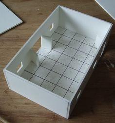 Pinterest le catalogue d 39 id es - Comment construire une maison en carton miniature ...
