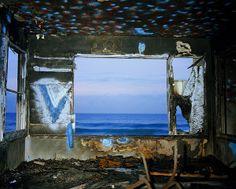 John Divola, Zuma#25, 1977 Ruine et néoromantisme