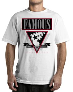 Famous Stars and Straps Low End Tee - West Coast Republic