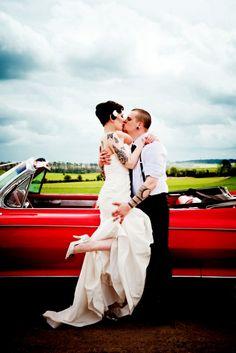 21 Creative Wedding Tattoos That Inspire You ❤ See more: http://www.weddingforward.com/wedding-tattoos/ #weddings