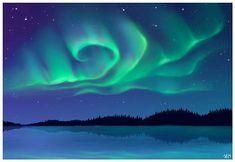 Aurora Borealis에 대한 이미지 결과