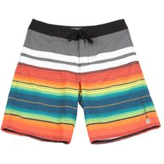Enjoy the waves with these Billabong Muted Boardshort. Product Features: Boardshorts 19 outseam Platinum X Quad Stretch Heathered effect and contrast stripe Logos on back pocket, pocket flap and leg screenprints Striped waistband 86% polyester, 14% spandex #spandex #coupons #swimwear
