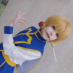 anzujaamu - kurapika cosplay