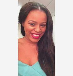 Natasha Thahane Beautiful South African Women