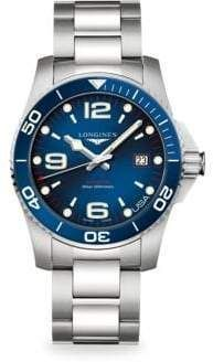 Check price Hot Longines Sport collection HydroConquest Men Watch Onsale Top Philip Stein Men NBO RB antique Chronograph Dial Watch – On Sale Stainless Steel Watch, Stainless Steel Bracelet, Cool Watches, Rolex Watches, Dream Watches, Amazing Watches, Casual Watches, Longines Hydroconquest, Luxury Watches For Men