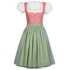 Buy now the new Lena Hoschek Tradition collection at the online shop! Traditional Jacket, Traditional Dresses, Linen Skirt, Cotton Skirt, Feminine Mode, Dirndl Blouse, Vintage Inspiriert, Ribbon Skirts, Trends