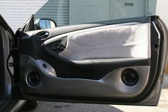 Door panels we built for a set of Morel component speakers in this Mercedes CLK show car. Door panels we built for a set of Morel component speakers in this Mercedes CLK show car. Door panels we built for a set of Component Speakers, Mercedes Clk, Car Audio Systems, Door Panels, Chevy, Building, Ideas, Anime, Painting