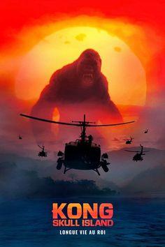 Film en streaming Kong: Skull Island - Dans les années 70, un groupe hétéroclite d'explorateurs et de soldats recrutés pour voyager vers une île mystérieuse dans le Pacifique. Parmi e...