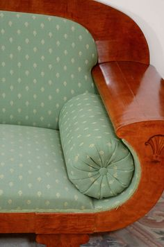 Biedermeier szófa Biedermeier Furniture, Furnishings, Couch, Room, Chaise Lounge, Home Decor, Furniture