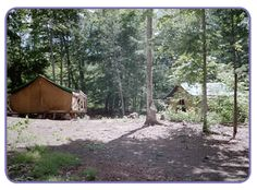 Nostalgia -- girl scout camp! My sisters & I went to camp TreeFoil up in Oxford Ct. It was AWESOME !