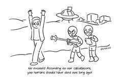 No excuses! Philosophy, Sci Fi, Comics, Cartoons, Fictional Characters, Animated Cartoons, Science Fiction, Cartoon, Comic Book